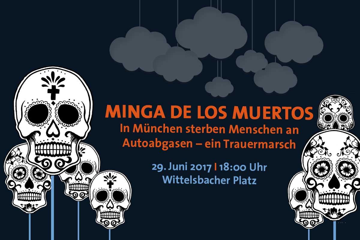 29. Juni 2017 – Minga De Los Muertos >>