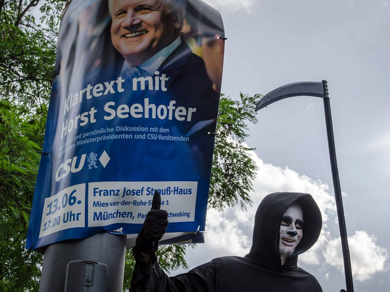 02.03.18 Starke Kritik am Entwurf der 7. Fortschreibung des Luftreinhalteplans für München >>