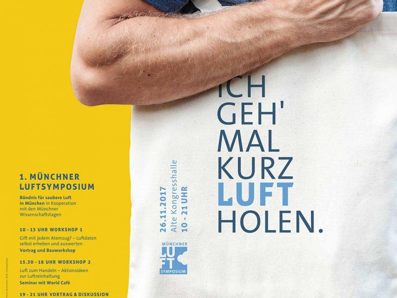 08.11.17 Erstes Münchner Luftsymposium am 26. November 2017 >>