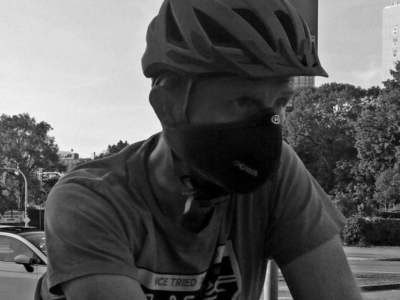 18.09.18 Radeln in München nur noch mit Maske? >>